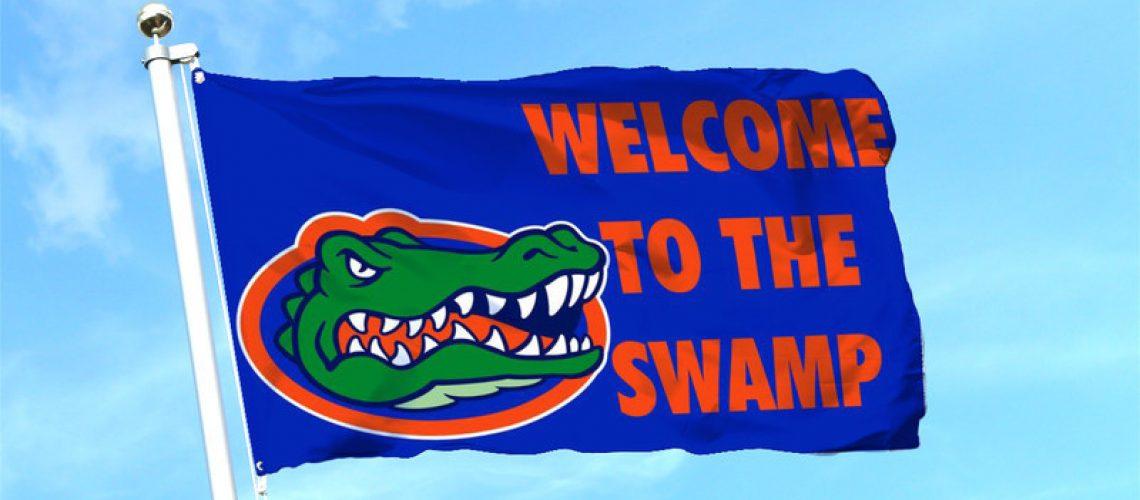 UF Swamp Flag